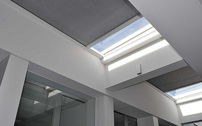 Skylight Blinds Indoor Roof Blinds Motorised Amp Manual